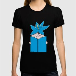 Reading Rainbow in Harmony - Blue T-shirt