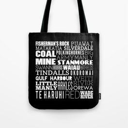 Hibiscus Coast - Version Three Tote Bag