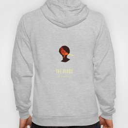 THE BIRDS - Hitchcok Poster Hoody
