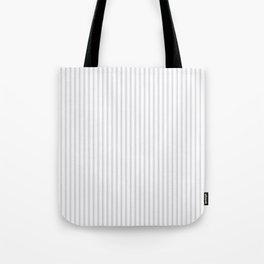 Grey Harbour Mist Mattress Ticking 2018 London Fashion Color Tote Bag