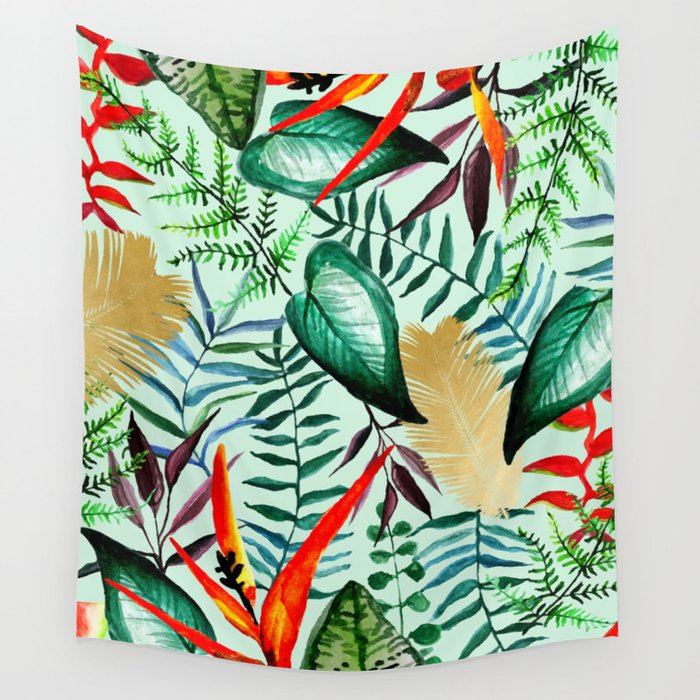 Paradise #society6 #decor #buyart Wall Tapestry