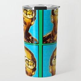 """""""STEVIE WONDER: iWONDER"""" Travel Mug"""