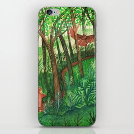 Follow The Wise One iPhone Skin