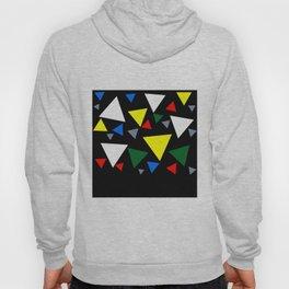 Rain of triangles Hoody