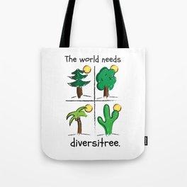 Diversitree Tote Bag