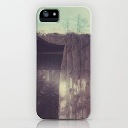 all that she was iPhone Case