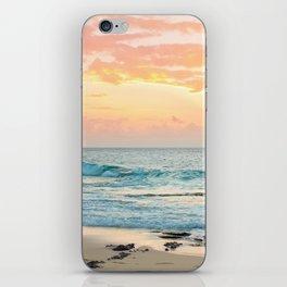 Honolulu Sunrise iPhone Skin