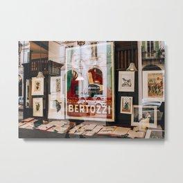 Read you Like a Book | Turin, Italy Metal Print