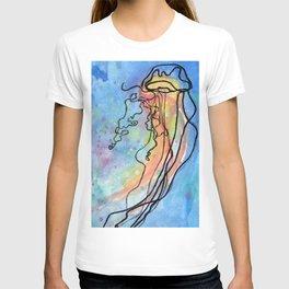 Jellyfish meet Jellyfish T-shirt