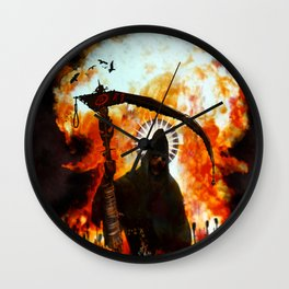 End of Dayz Wall Clock