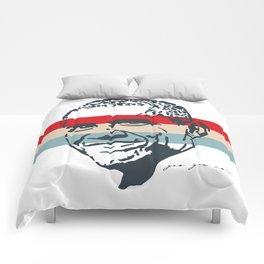 Obama Stripes Comforters