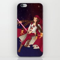 jedi iPhone & iPod Skins featuring Jedi Jade by Cola82