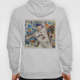 Justin Verlander - Astros Pitcher Hoody