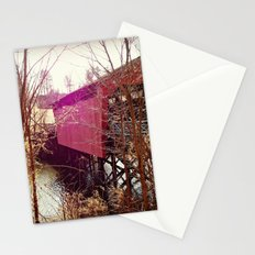 Seeing The Light Through A Brief Darkness  Stationery Cards