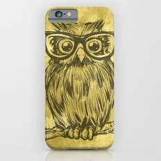 Spectacle Owl iPhone 6s Slim Case