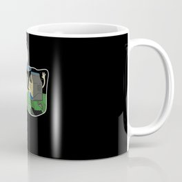 The Cow Was Stolen By Aliens Coffee Mug