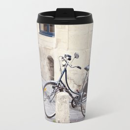 Parked In Paris Travel Mug