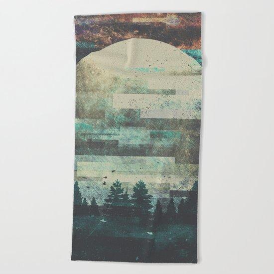 Children of the moon Beach Towel