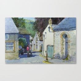Castleton Canvas Print
