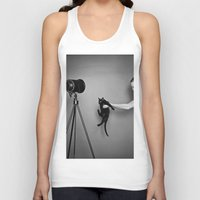 oz Tank Tops featuring Oz by Emily Mislak