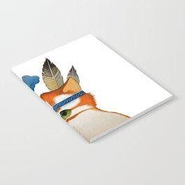 LITTLE QUIET CLOUD by Raphaël Vavasseur Notebook
