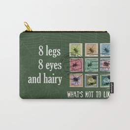 8 Legs Carry-All Pouch
