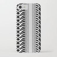 motorbike iPhone & iPod Cases featuring Motorbike by Helene Michau