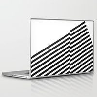 bands Laptop & iPad Skins featuring Blacknote Bands by blacknote