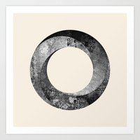 infinite Art Prints featuring Infinite by Repulp
