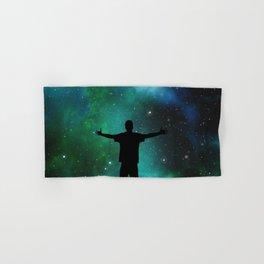 Universe Man Hand & Bath Towel