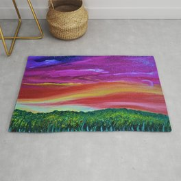 Sunset Memories Rug
