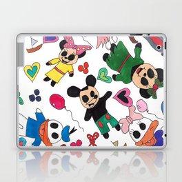 Meep meets magic Laptop & iPad Skin