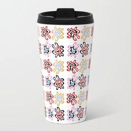 ribbon 21-ornamental,fabrics,fashion,decorative,girly,gentle Travel Mug