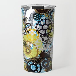 Cogs Of Your Heart Travel Mug