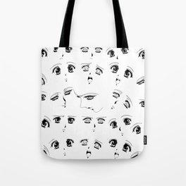 Minimal expressions Tote Bag