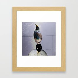 Tui Ceres Framed Art Print