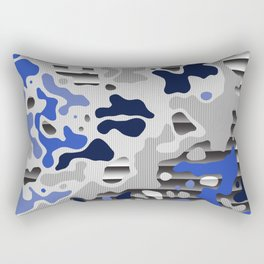 Camo 118 Rectangular Pillow