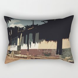 Brazil Street Rectangular Pillow