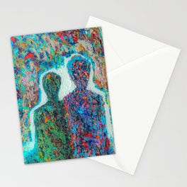 Two Of A Perfect Pair Stationery Cards