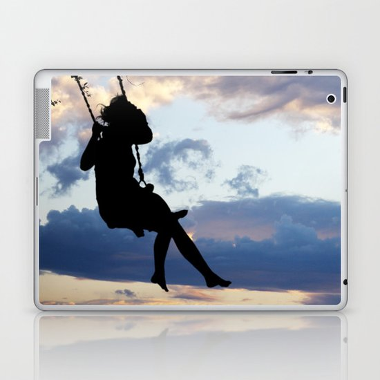 Her dreams are perfect Laptop & iPad Skin