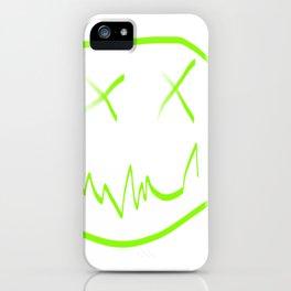 minimalism, nein, design simple, unic, big, art, graphic desing iPhone Case