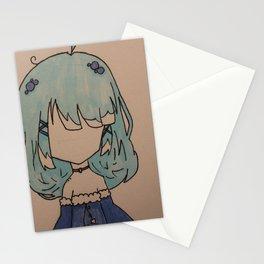 Ice Prin2 Stationery Cards