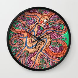 Relatives Wall Clock