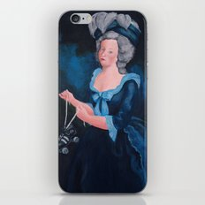 Marie Antoinette, Roller Girl iPhone & iPod Skin