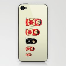 The Black Sheep iPhone & iPod Skin