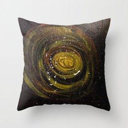 My Galaxy (Mural, No. 10) Throw Pillow