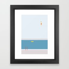 UDSPRING No.02 Framed Art Print