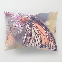 butterflybutterfly Pillow Sham
