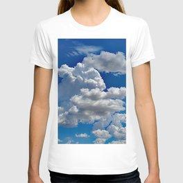 A Fluffy Cloudy Day T-shirt