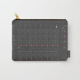 Dark Moog Carry-All Pouch